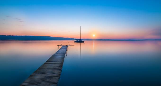Lake Pepin by DoigPhotography - Composition And Leading Lines Photo Contest