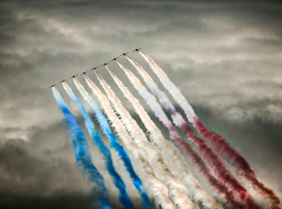 Royal Air Force Red Arrows Display Team