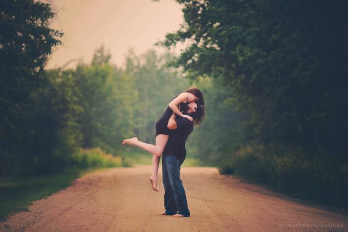 Dance with me by caitlynblake - Romantic Photo Contest