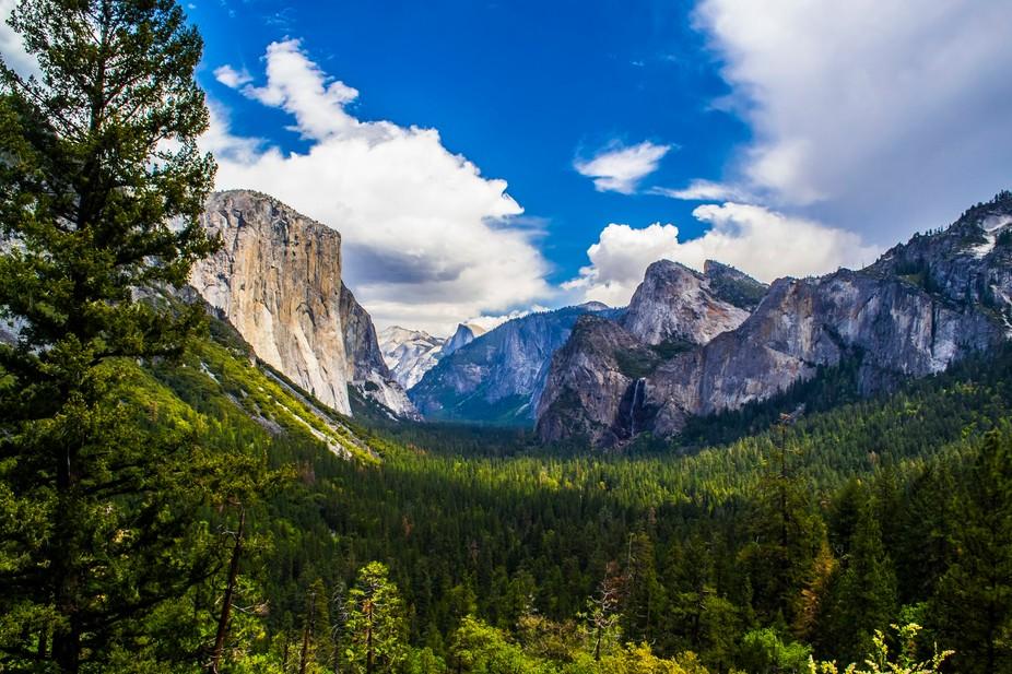 the valley overlook