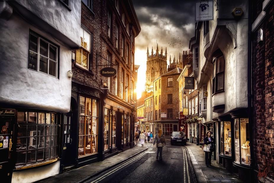 The City of York. North Yorkshire UK