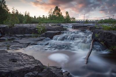 Boulevard Falls, Thunder Bay ON