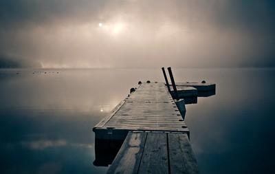 Beyond The Mist Morning