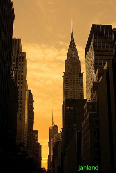 Manhattanhenge 42nd Street July 2015
