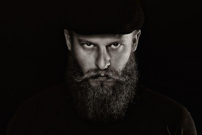 Selfie by klapouch - Dark Portraits Photo Contest