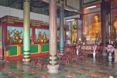 Chinese Temple, Penang