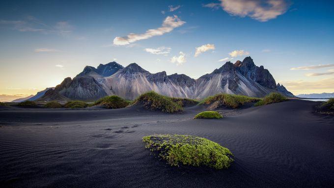 Vesturhorn by richardhurst - Landscapes Of Iceland Photo Contest