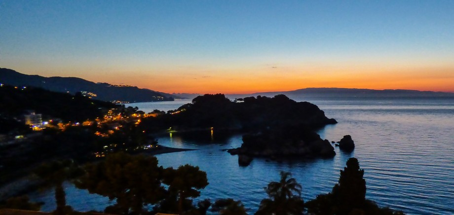 Isola Bella @ sunrise