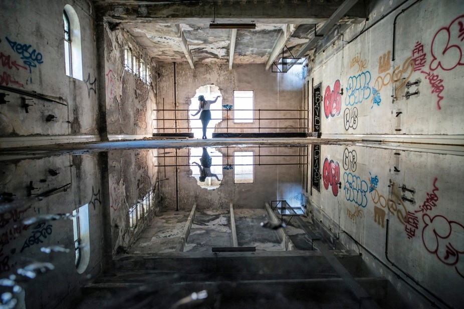 An urbex photo project that aims to revive abandoned places using the power of humans. In Each co...