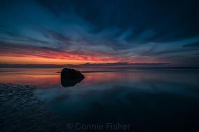 Sunset- Last Light