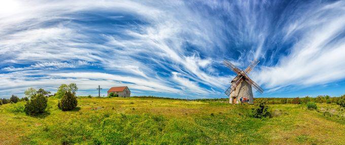 Cloud Swirl by clickpix - 200 Windmills Photo Contest