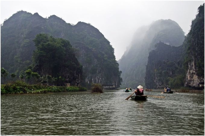 Beautiful Vietnam by Kutching - Canals Photo Contest