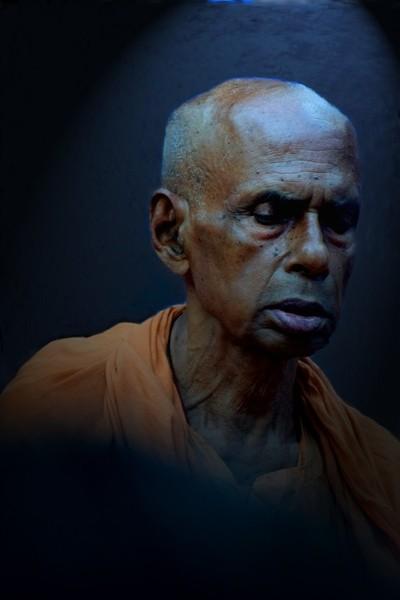 A mind in meditation........