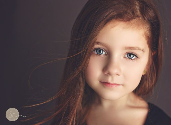 Child by stephaniecomeau - Her In The Studio Photo Contest