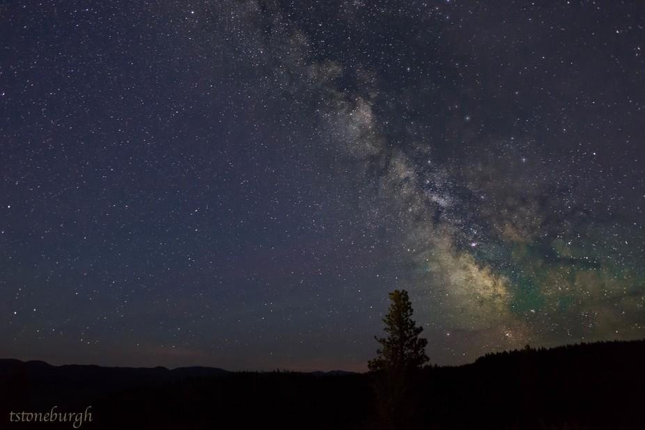 Milky Way Princeton
