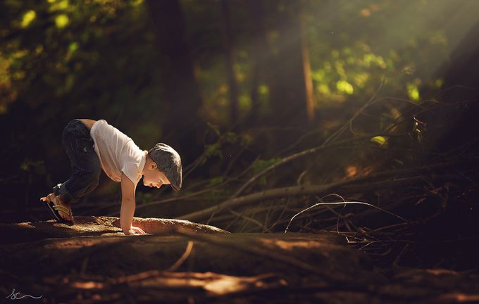 Hop by stephaniecomeau - Children In Nature Photo Contest