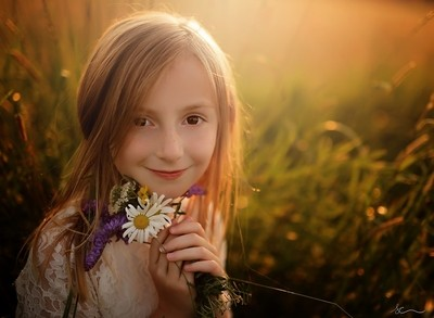 as wild as flowers