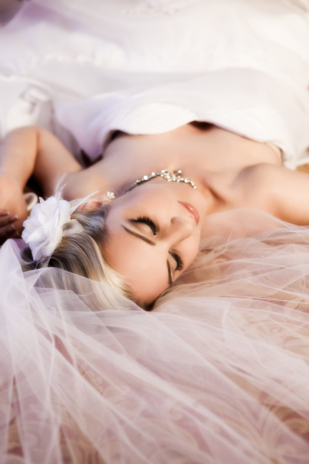 Beautiful Bride by Julieweiss - Weddings And Fashion Photo Contest