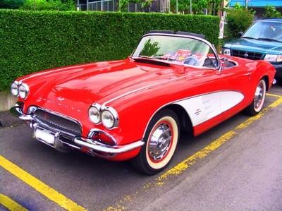 """""""1959 Chevrolet Corvette"""""""