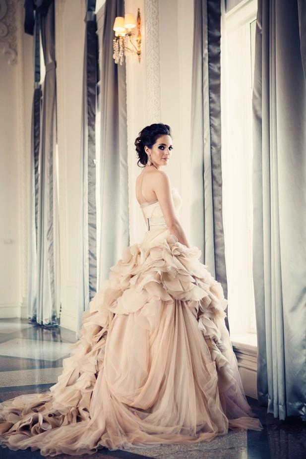 Sheridan bridal portrait by taralokey - Celebrating Fashion Photo Contest
