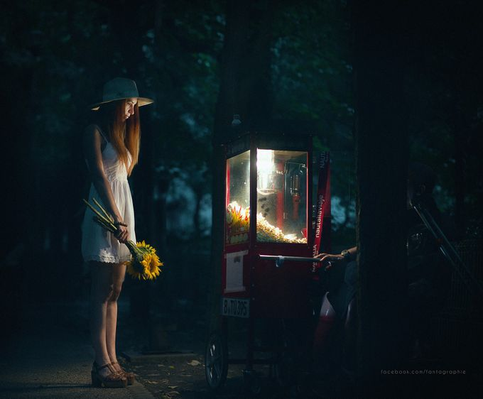 The night was dark and full of wonders. by marusnazzaro - Creative Reality Photo Contest