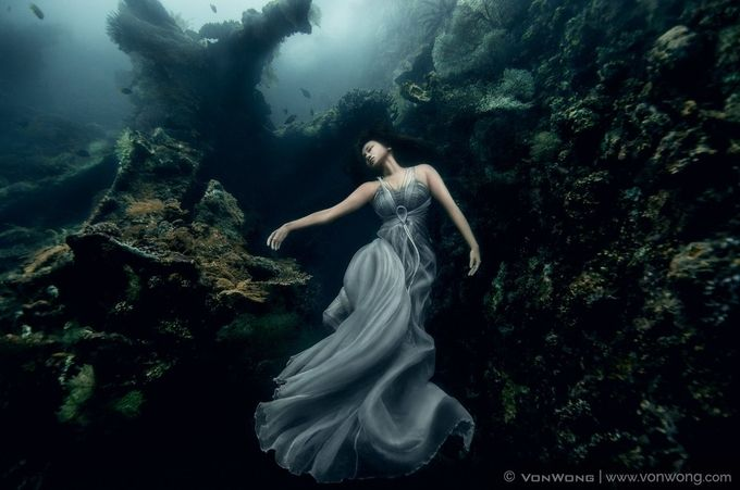 Benjamin Von Wong's Epic Underwater Photoshoot