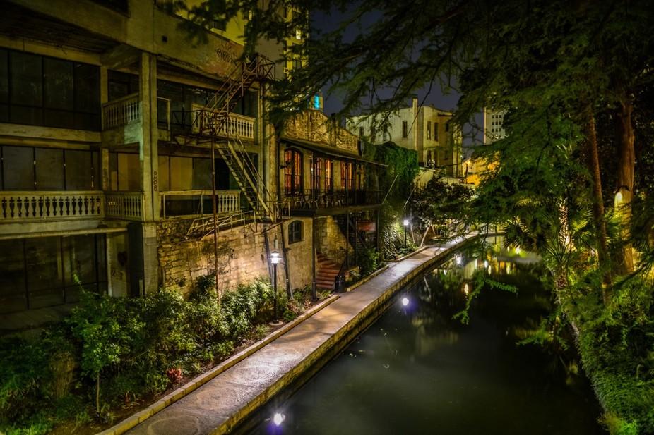 San Antonio Riverwalk 3