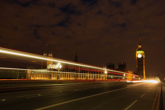 London, Big Ben and the Houses of Parliament by christopherbrearley - Iconic Places and Things Photo Contest