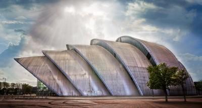 {Clyde Auditorium} Glasgow, Scotland