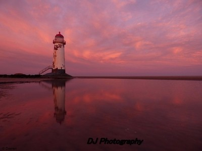 Lighthouse pink