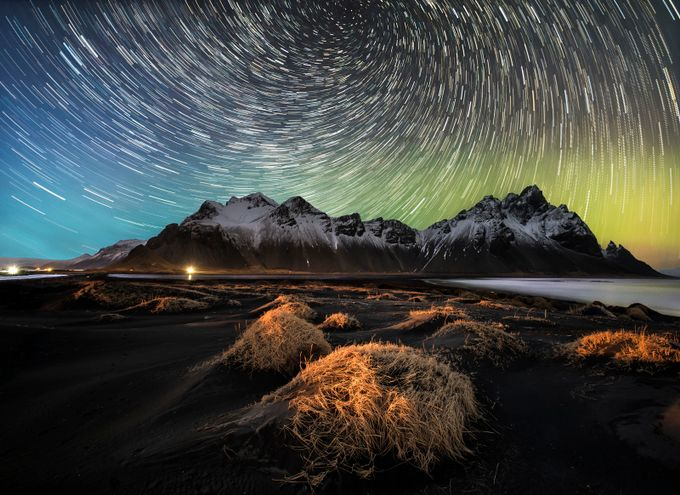 Vestrahorn Magic by alessioputzu - Image of the Year Photo Contest by Snapfish