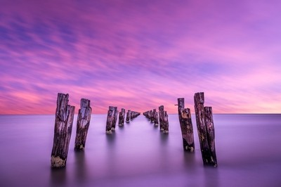 Perspective of a Jetty