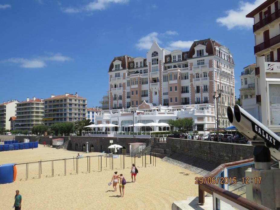 Grand Hotel St Jean De Luz