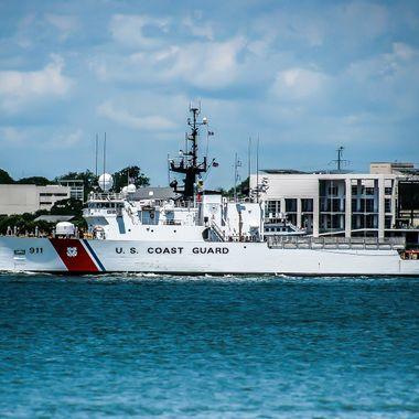 USCGC FORWARD (WMEC 911)