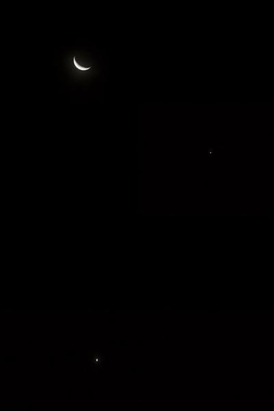Stellar conjunction 2015-06-20