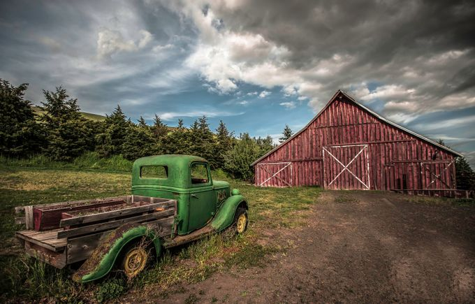 Along the Road by larryrogers - Farming Photo Contest