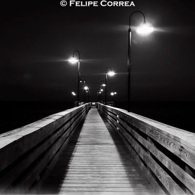 Pier to the Unknown