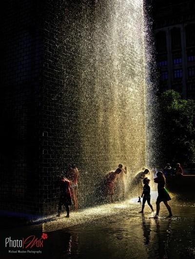 Crowne Fountain Kids
