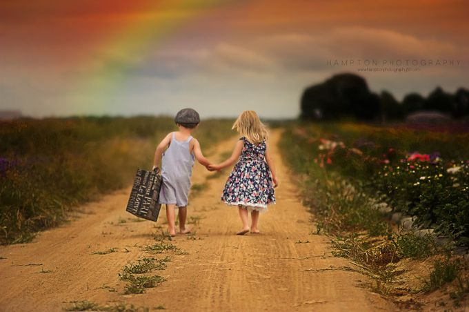 Our Journey  by HamptonPhotography - Kids With Props Photo Contest