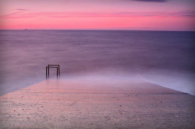 Sea Exposure  by jacobsenior - Shades Of Purple Project