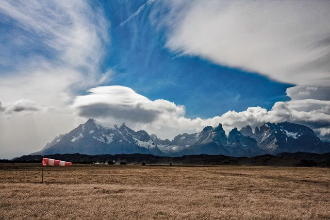 Torres del Paine, Patagonia by Jonahood - Clouds In Movement Photo Contest