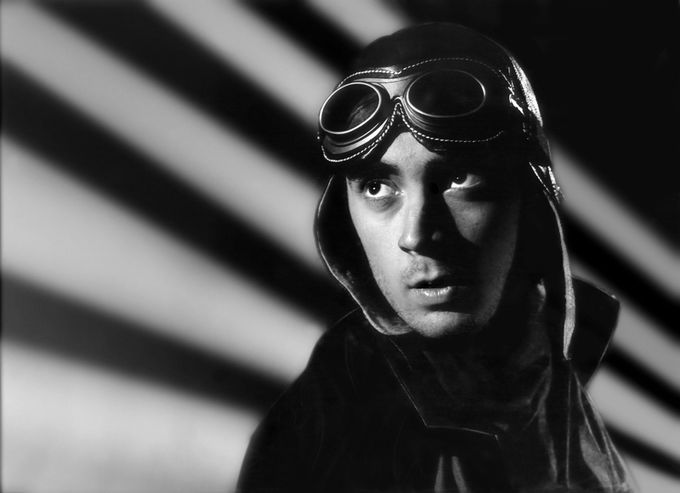 Aviator by TommyHo - The Face Of A Man Photo Contest