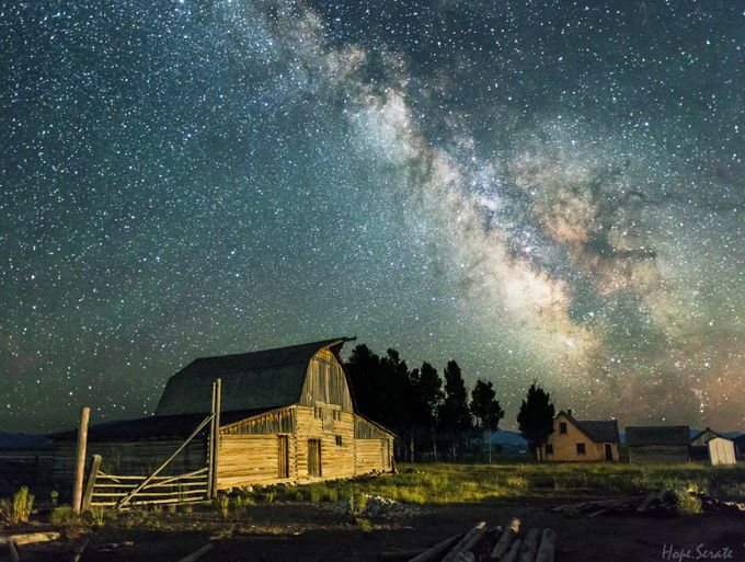 The Silent Witness by HopeCharmaine - Farms And Barns Photo Contest
