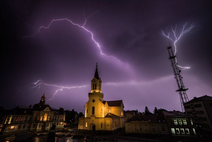 Thunder by Grskovic - Energy Photo Contest