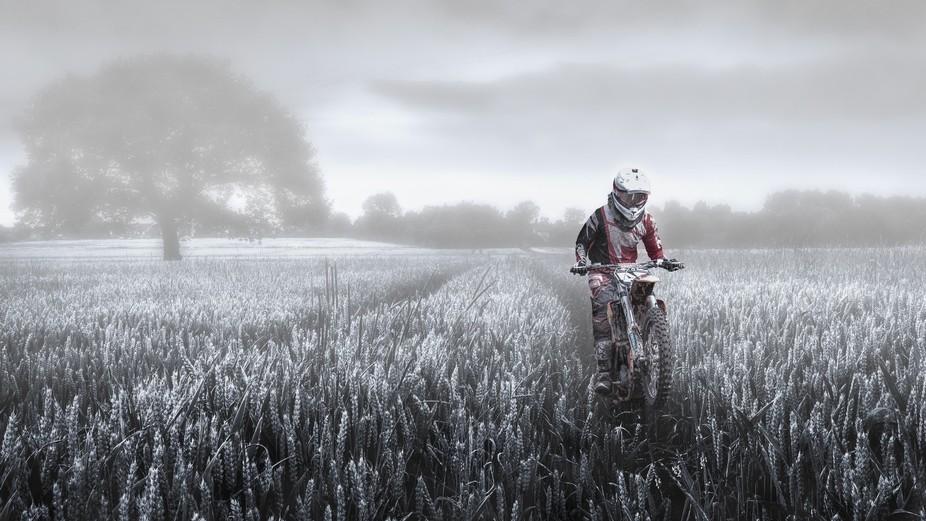 Motocross Dreamscape