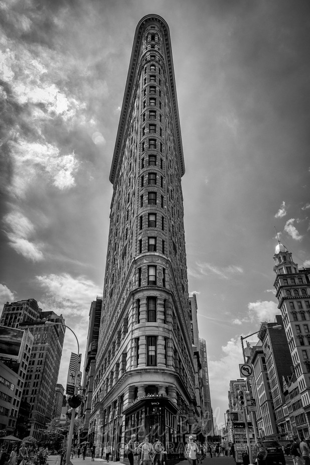 Flatiron by AlissaBethPhoto - Classical Architecture Photo Contest