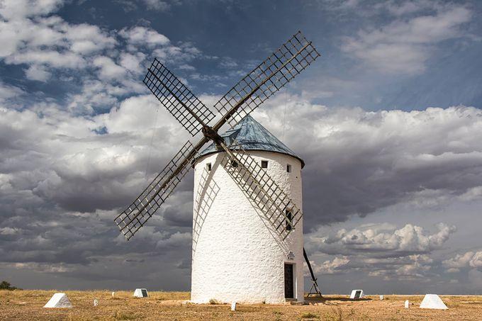 Windmill by Sanmi - 200 Windmills Photo Contest