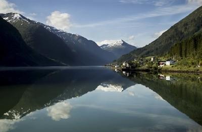 Mundal - Norway