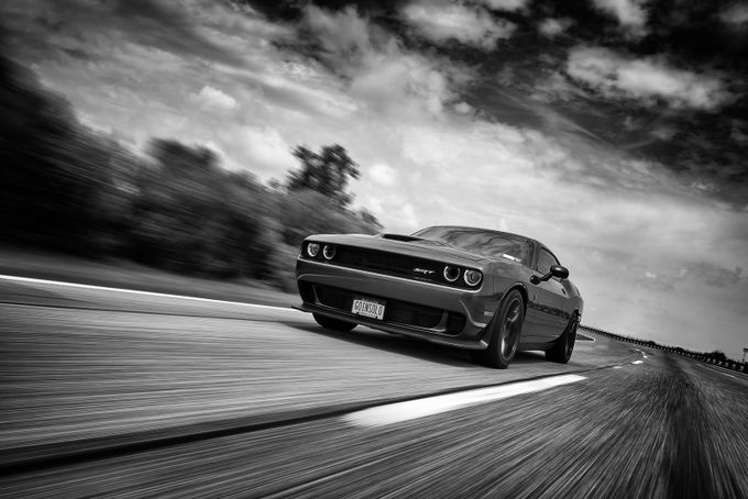 Seven Hundred Seven by HathsinPhotography - My Favorite Car Photo Contest