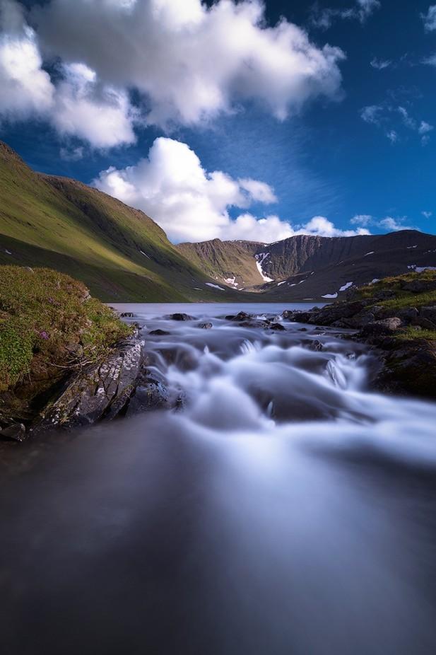 Fossvatnet by Tor-Ivar